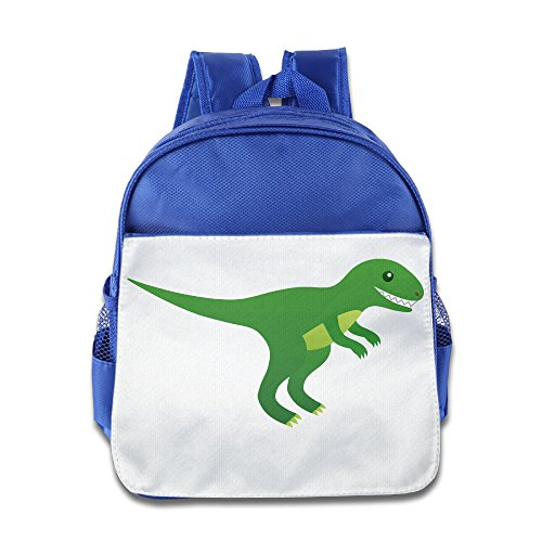[Lovely Baby Cartoon Dinosaur Kids RoyalBlue School Bagpack For 1-6 Years Old] (Alvin And The Chipmunks Costumes For Kids)