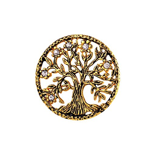U7 Brooch Women Stainless Design product image