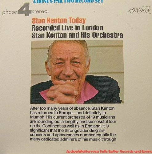Stan Kenton Today (Recorded Live in London)