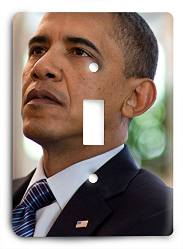 HQ Barack Obama v198v1625 Light Switch (Barack Obama Light)