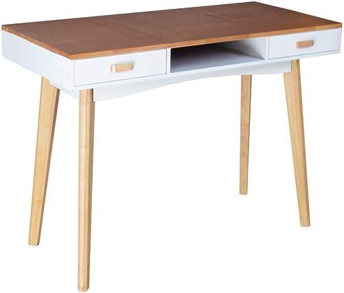 Organizedlife Wooden Study Desk Computer Desk Office Work Writing Desk Table