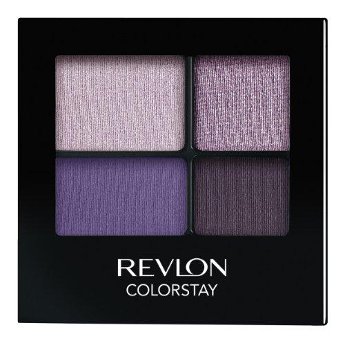 REVLON Colorstay 16 Hour Eye Shadow Quad, séduisant, 0,16 once