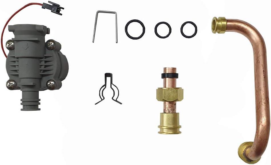 Hidrogenerador calentador GAS COMPLETO - HDJX - / JUNKERS/DC/TBK