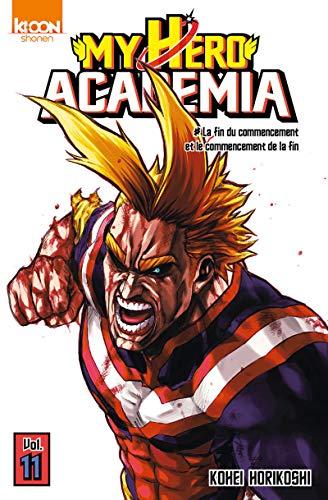 Télécharger My Hero Academia T11 (11) (Shônen/My Hero) (French Edition) (Kohei Horikoshi) PDF ...