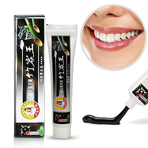HailiCare Charcoal Toothpaste Whitening Whitener
