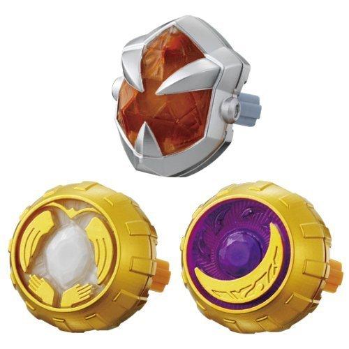 Desired set of DX Kamen Rider Wizard Wizard ring last (japan import) -
