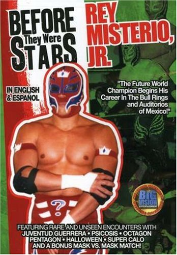 Before They Were Wrestling Stars: Rey Misterio, Jr.]()