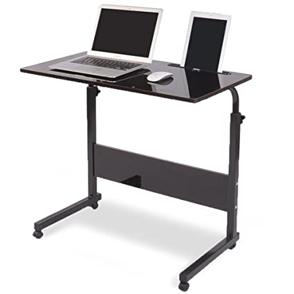 Laptop Desks 2018 Notebook Computer Desk Bed Learning With Household Lifting Folding Mobile Bedside Table Home Writing Desktop Computer Desk Office Furniture