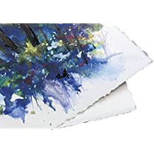 Arches Cold Press Watercolor Paper, 140 lb., 22 x 30 Inches, Off White, Pack of 10
