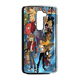 Futurama For LG G2 Csae protection phone Case CXU352703
