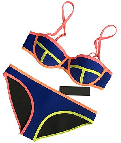 davikey-color-conjoin-women-neoprene-bikini-set-swimwear-swimsuit-dark-bluemus2-4