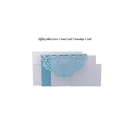 Amazon.com: Tarjeta de felicitación, 1 tarjeta de invitación ...