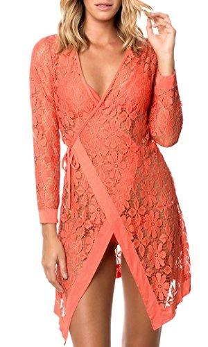 Crocheted Cover Up - 7