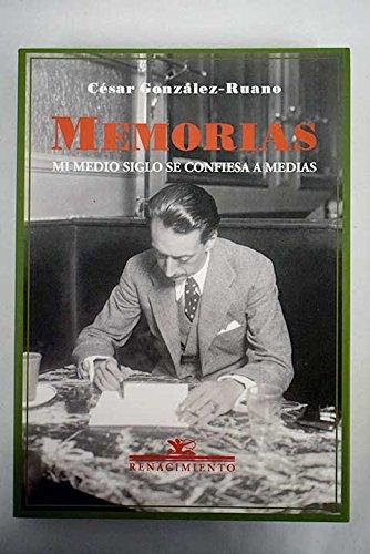 Memorias. Mi medio siglo se confiesa a medias [Próxima aparición] PDF