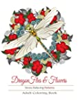 Adult Coloring Books: Dragonflies and...