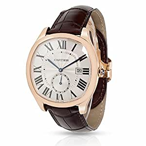 Cartier Drive de Cartier automatic-self-wind mens Watch WGNM0003 (Certified Pre-owned)