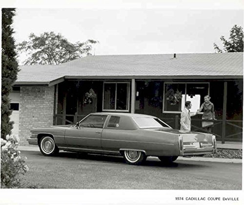 1974 Coupe Deville - 5