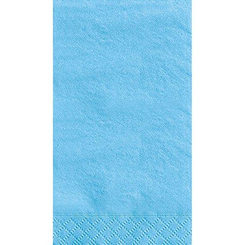 Light Blue Paper Guest Napkins