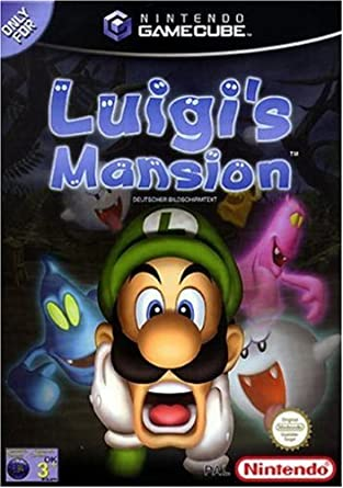 GameCube - Luigis Mansion: Amazon.es: Videojuegos