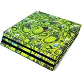 The Hive Full Faceplates Skin Decal Wrap with 2 Piece Lightbar Decals for Playstation 4 Pro