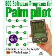800 Software Programs for Palm Pilot