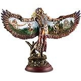 Sculpture: Summoning The Chiefs Sculpture by The Bradford Exchange