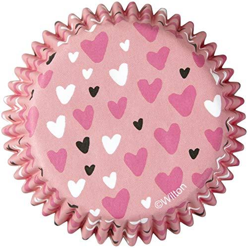 Wilton Standard Baking Cups-Valentine 150/Pkg]()