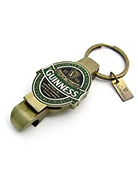Bottle/Can Opener Keychain with St James Gate Design-Guinness Ireland Collection