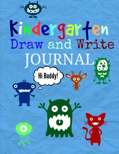 Download Kindergarten Draw and Write Journal (Draw and Write Books) (Volume 3) pdf
