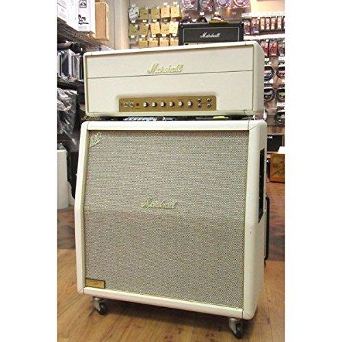 Marshall/1987X WSP + 1960AV WSP Plexi Classic White Stack Set B077R6N7D6