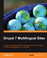 Drupal 7 Multilingual Sites Front Cover