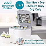 3 in 1 UV Sterilizer and Dryer by Coral UV | Dual