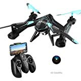 TOYEN GordVE GV561 RC Drone 2.4GHz FPV VR Wifi RC Quadcopter 6-Axis Gyro Remote Control Drone with 2MP HD Camera
