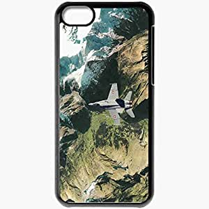 Personalized iPhone 5C Cell phone Case/Cover Skin Aerofly Fs Black