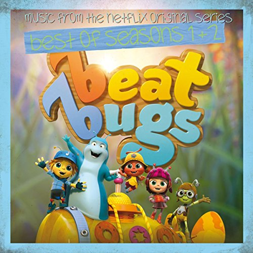 The Beat Bugs: Best Of Season 1 & 2 (Cd Band Fresh Beat)