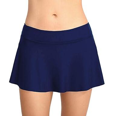 SUCES Bikini Mujer Falda Mujeres Traje de baño Traje de baño Falda ...