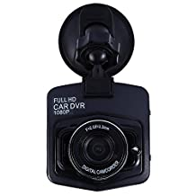 NEWBEN Car DVR Dash Accident Camera with Night Vision, 1080P Full HD, 140 Degree Wide Angle Video Recorder with G-Sensor Motion Detection (Black)