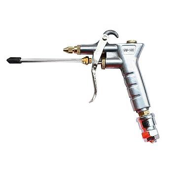 Pistola de Aire xintiandi Comprimido de Aluminio con Herramientas de Limpieza de Plumero Neumático de Varilla de Extensión: Amazon.es: Bricolaje y ...