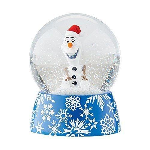 Department 56 Disney Classic Brands Frozen Olaf Waterball Snowglobe, 5''