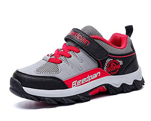 Pictures of Jabasic Kids Hiking Shoes Outdoor Adventure Athletic ST4391 1
