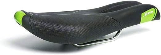 QWERDF Asiento de Bicicleta cómodo, sillín de Bicicleta de diseño ...