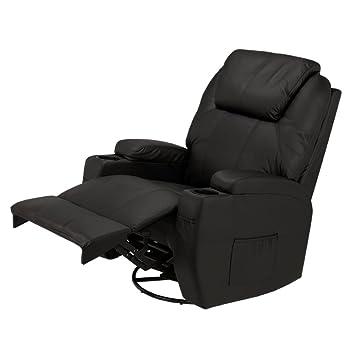 Amazon.com: Homegear - Silla reclinable con 8 puntos de ...