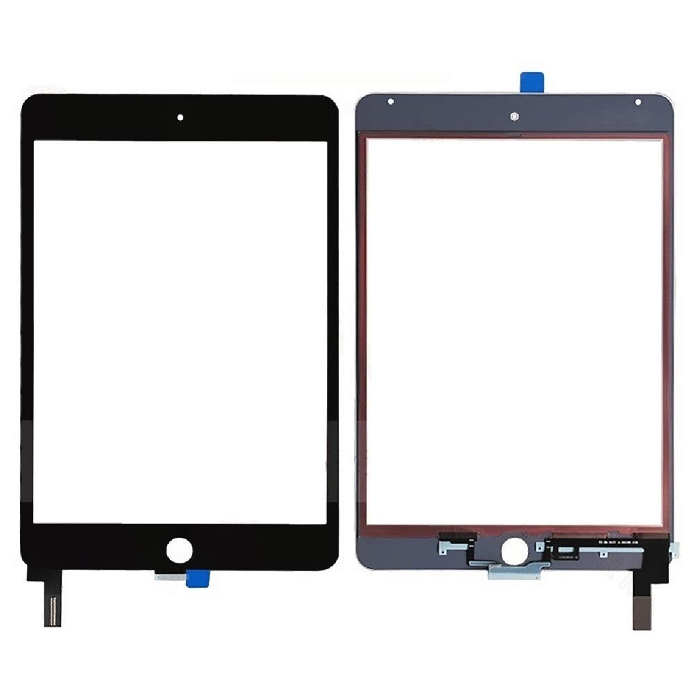 Generic Compatible for iPad Mini 4 A1538 A1550 Touch Screen Glass Digitizer with Repair Tool (Black) by XRmarket (Image #1)