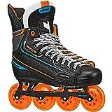 Tour Code 1 Senior Inline Hockey Skates Size: 5 Black