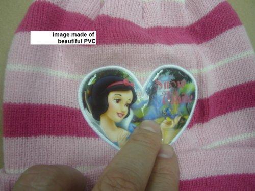 Bonnet rose clair officiellement certifiée Authentique de Snow White / Blanche Neige