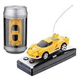 TONGROU Can Mini RC Radio Remote Control Micro Racing Car Toy Vehicle Kids Gift Toy