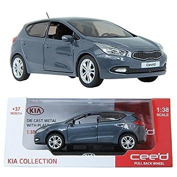 Kia Cee D Ceed Diecast Metal Mini Car Toy 1 38 Kia Brand Collection