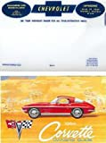 1964 CHEVROLET CORVETTE STINGRAY OPERATING MANUAL PLUS PROTECTIVE ENVELOPE - USERS GUIDE - CHEVY