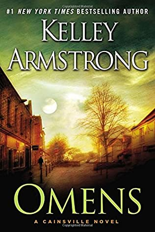 book cover of Omens