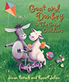 Goat and Donkey and the Great Outdoors, Simon Puttock, 156148573X